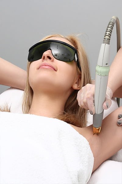Pain-Free Laser Hair Removal in Wilmington