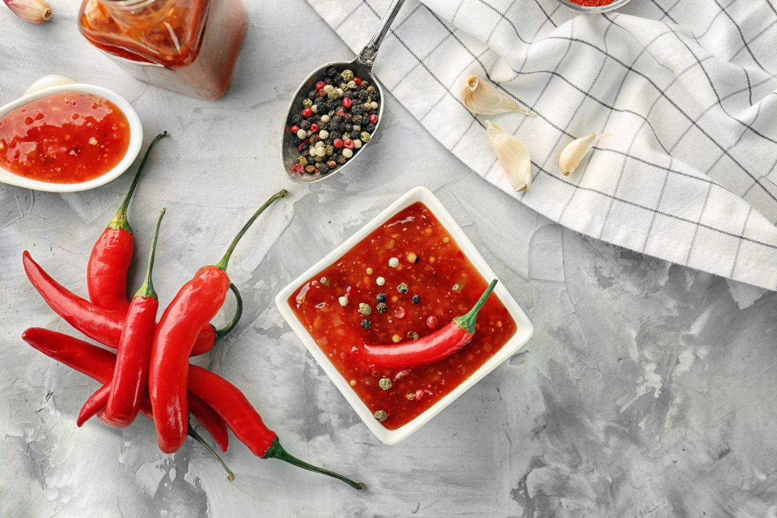 Steer Clear of Spicy Foods