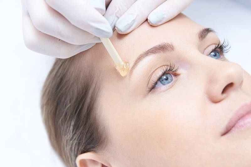 Waxing and Brow Shaping in Wilmington